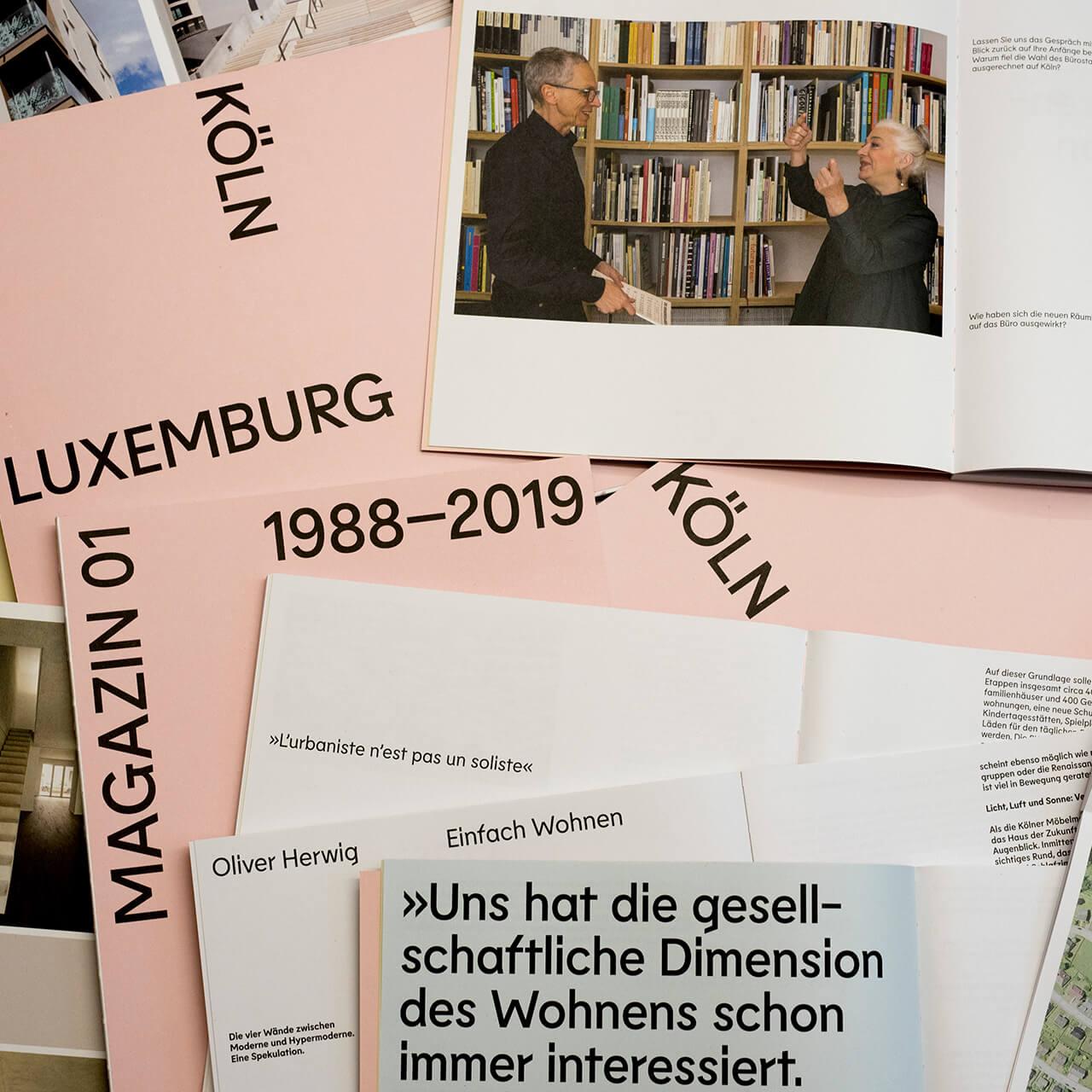 Magazin 01 Dewey Muller