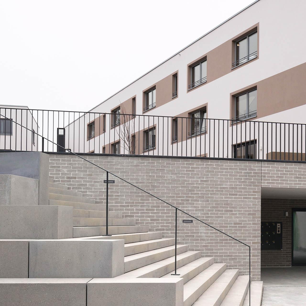Seniorenwohnungen Belval Nord